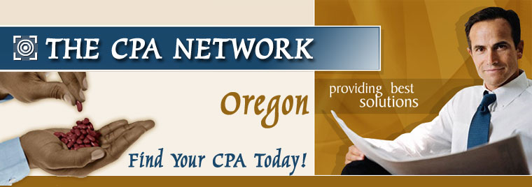Oregon - Certified Public Accountant